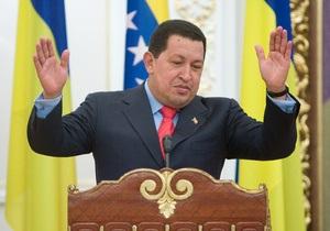 НГ: Полный Каракас в Украине