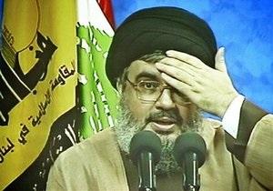 Лидер Хезболла считает, что протесты в Египте изменят лицо Ближнего Востока