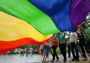 Опрос: большинство россиян - за запрет гей-пропаганды