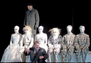 На Корреспондент.net началась онлайн-трансляция спектакля Гамлет в переводе Андруховича
