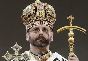 Фотогалерея: Интронизация владыки. Патриарх Святослав возглавил украинских греко-католиков