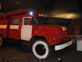 В Киеве сгорели два автомобиля