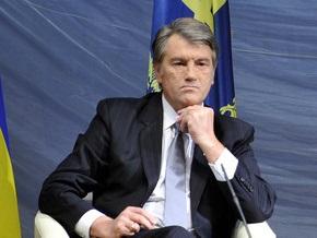 Ющенко уверен, что Рада примет его закон о выборах президента