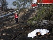 Авиакатастрофа в Мадриде: свидетельства очевидцев