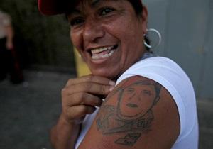Чавес по числу подписчиков в Twitter догоняет Барака Обаму
