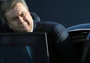 Глава Еврокомиссии пригласил Януковича в Брюссель (обновлено)