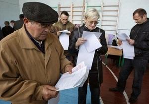 Социолог: Более половины украинцев не поддерживают ни одного из политиков