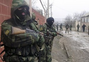 При двойном теракте в Кизляре погибли 12 человек, десятки пострадали