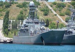 Ежель подтвердил, что в Керчи от корабля ЧФ РФ требовали лоцманскую оплату