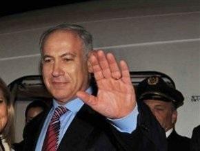 Премьер Израиля прибыл в США с новой стратегией ближневосточного урегулирования