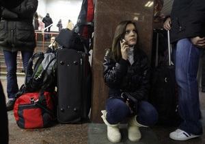 Минтранс РФ посоветовал авиакомпаниям отменить рейсы из Москвы в Петербург