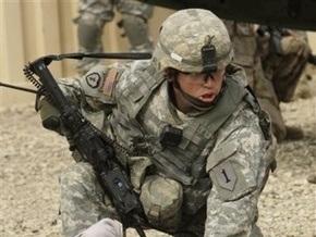 Американский солдат расстрелял иракца, бросившего в него ботинок