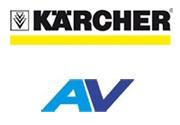 Компания AV расширит ассортимент профессиональной техникой Kärcher