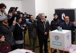 Выборы в Италии: завершился первый день голосования