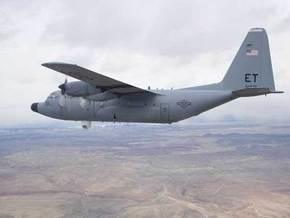 В США самолет, оснащенный лазерной пушкой, успешно поразил тактическую цель