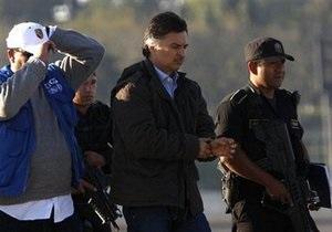Экс-президент Гватемалы арестован по запросу США
