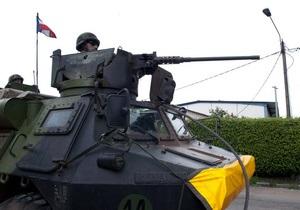 Силы ООН и Франции готовятся к штурму президентского дворца в Кот-д Ивуаре