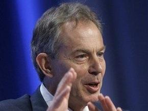 Блэр: Филантропия не прекратит существование в условиях кризиса