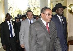 Судан и Южный Судан договорились о демилитаризованной зоне