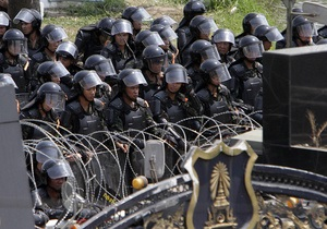 В Бангкоке неизвестные из гранатометов обстреляли военную базу: есть пострадавшие