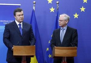 Дело: ЕС готов назвать дату введения безвизового режима для Украины
