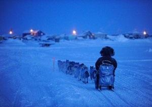 На Аляске выпало рекордное количество снега за сезон