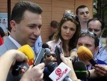 На выборах в Македонии победила правящая партия