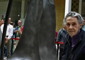 Умерла Леонора Каррингтон, последняя из представителей группы первых сюрреалистов