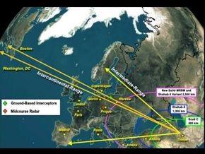 Пентагон: Элементы ПРО США могут быть размещены на территории России
