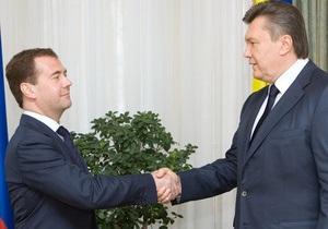В Подмосковье состоялись встречи президента и премьера Украины с российскими коллегами