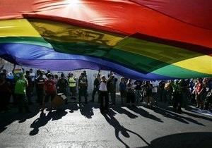 Организаторы московского гей-парада намерены подать в суд на человека, назвавшего их натуралами