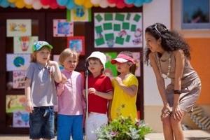 В День защиты детей ученики Британской Международной Школы  спели  Earth Song  Майкла Джексона