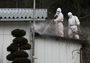 В зоне Фукусимы-1 найдены тела пяти пожилых людей, умерших от голода