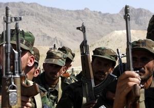 Вывод войск коалиции из Афганистана будет отложен из-за подготовки местных военных