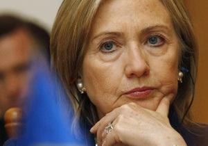Клинтон отказалась комментировать  шпионский  скандал между США и Россией