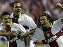 Лига Чемпионов: Фенербахче по пенальти проходит Севилью
