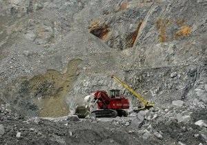 Украина вошла в четверку самых богатых рудным сырьем стран