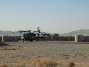 В Афганистане разбился истребитель НАТО