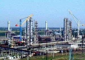 На одном из крупнейших в Украине химических предприятий произошел пожар