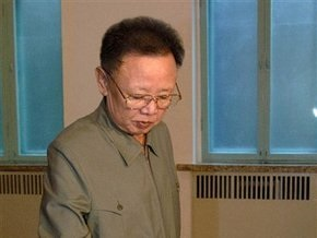 Ким Чен Ир единогласно переизбран в парламент Cеверной Кореи. Явка составила 100%