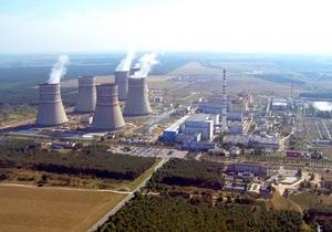 Второй энергоблок Ровенской АЭС отключился из-за птицы