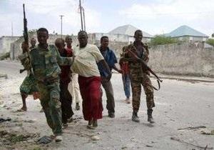 Жертвами ожесточенных боев в столице Сомали стали более сорока человек