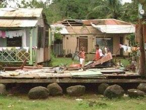 Ураган Ида оставил более 40 тыс. жителей Никарагуа без крыши над головой