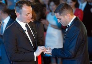 Фотогалерея: Месье молодожены. Первый законный гей-брак во Франции