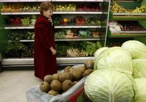 Из-за снегопадов в Украине подорожали фрукты и овощи