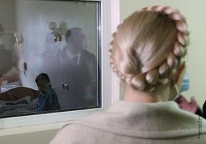 ГПС разрешила передать Тимошенко дозиметр для измерения радиации в палате