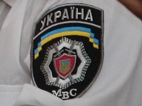 Киевская милиция на улице изъяла у мужчины килограмм ртути