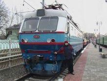 Житель Мелитополя угнал из депо электровоз