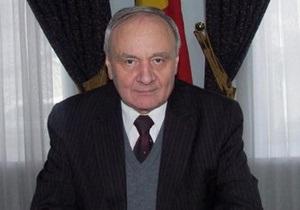 Янукович поздравил новоизбранного Президента Молдовы