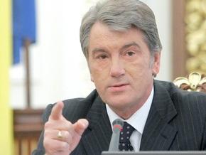 Ющенко считает, что на решение НАТО по Украине повлияла Россия